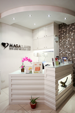 Magallanes Skin and Wellness Reception